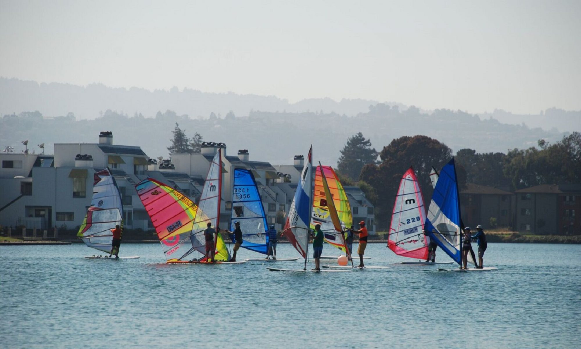 Windsurfer Fleet18